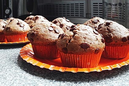 Fluffige vegane Muffins 20