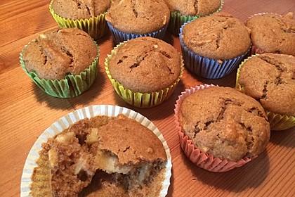 Fluffige vegane Muffins 49