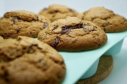 Fluffige vegane Muffins 35