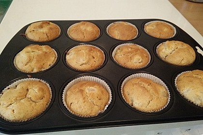 Fluffige vegane Muffins 50