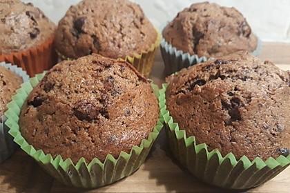 Fluffige vegane Muffins 61