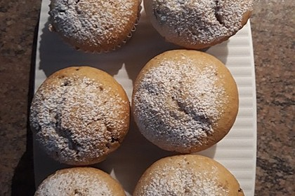 Fluffige vegane Muffins 42