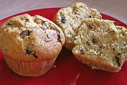 Fluffige vegane Muffins 4