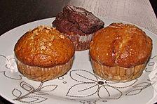 Fluffige vegane Muffins