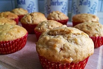 Fluffige vegane Muffins 3