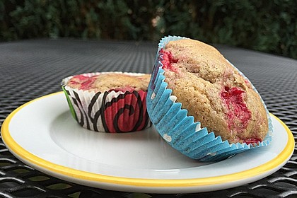 Fluffige vegane Muffins 12