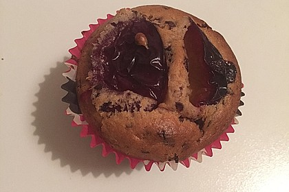 Fluffige vegane Muffins 27