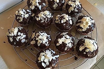 Fluffige vegane Muffins 28