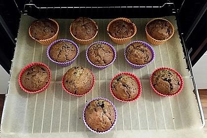 Fluffige vegane Muffins 33