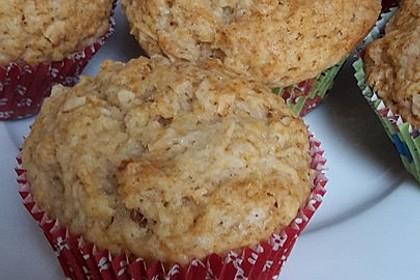 Fluffige vegane Muffins 18