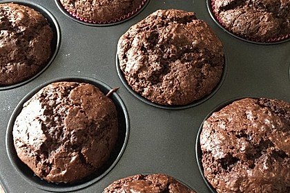 Fluffige vegane Muffins 22