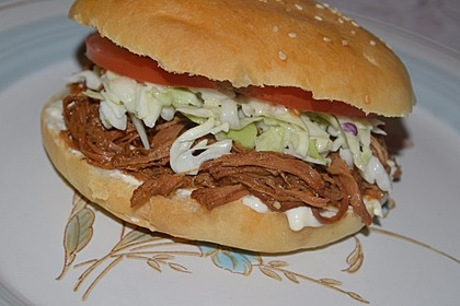 Texas Pulled Pork - eine einfache Variante 4