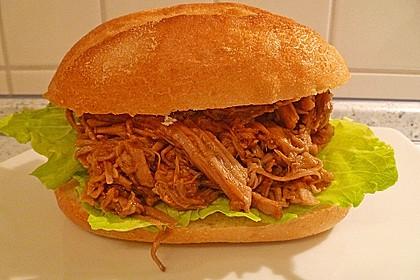 Texas Pulled Pork - eine einfache Variante 6