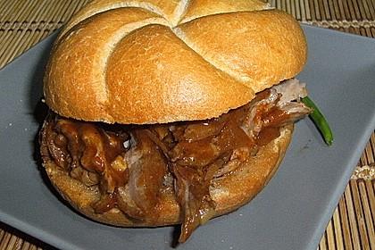 Texas Pulled Pork - eine einfache Variante 5