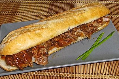 Texas Pulled Pork - eine einfache Variante 3