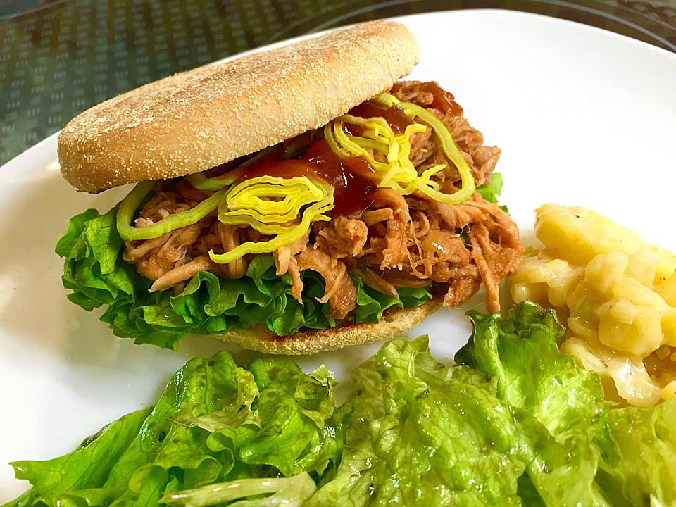Pulled Pork Texas Style Gasgrill : Pulled pork vom gasgrill lecker muss es sein