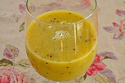 kiwi orangen smoothie von kyararichards. Black Bedroom Furniture Sets. Home Design Ideas
