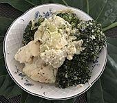 Brokkoli-Blumenkohl-Auflauf (Bild)