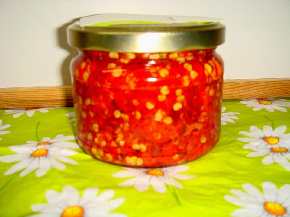 in l eingelegte peperoni rezept mit bild von