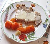 Tafelspitz mit Meerrettichsoße, im Schnellkochtopf gegart