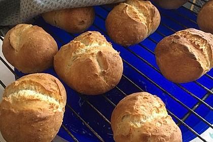 Brötchen, perfekt wie vom Bäcker 8