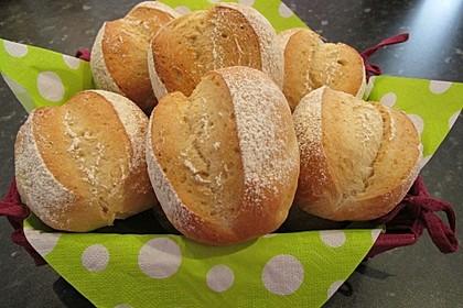 Brötchen, perfekt wie vom Bäcker 10
