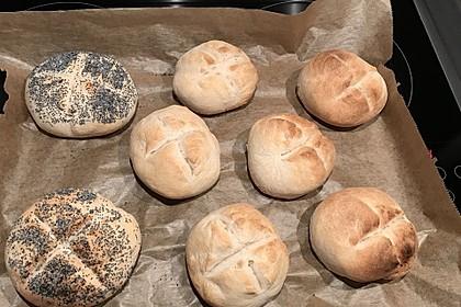 Brötchen, perfekt wie vom Bäcker 24