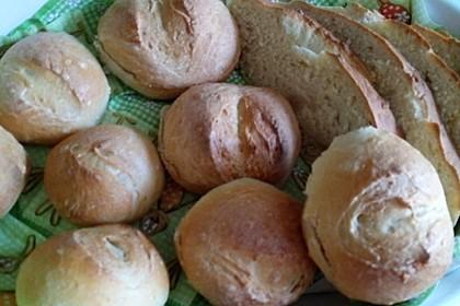 Brötchen, perfekt wie vom Bäcker 14