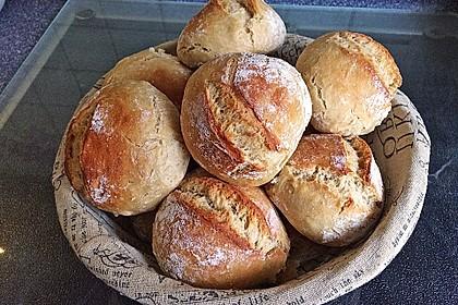 Brötchen, perfekt wie vom Bäcker