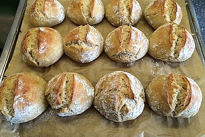 Brötchen, perfekt wie vom Bäcker 4