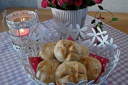 Brötchen, perfekt wie vom Bäcker 9
