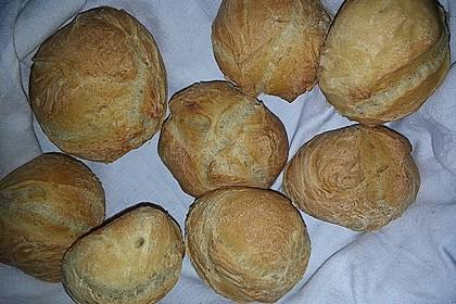 Brötchen, perfekt wie vom Bäcker 21