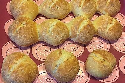 Brötchen, perfekt wie vom Bäcker 20