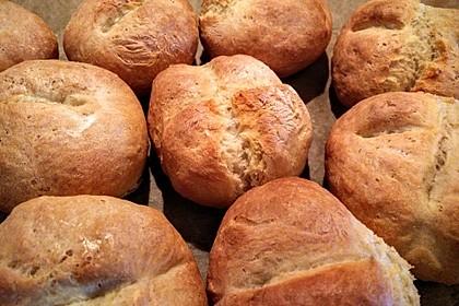Brötchen, perfekt wie vom Bäcker 19