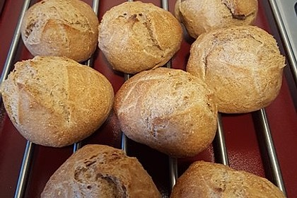 Brötchen, perfekt wie vom Bäcker 16