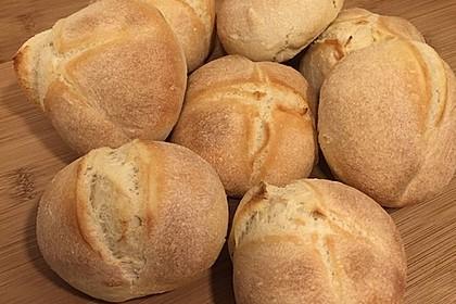 Brötchen, perfekt wie vom Bäcker 7