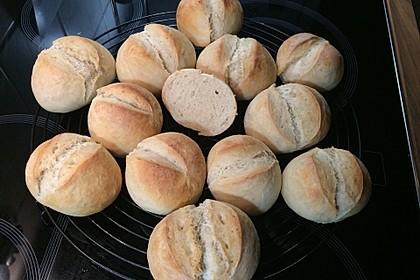 Brötchen, perfekt wie vom Bäcker 25