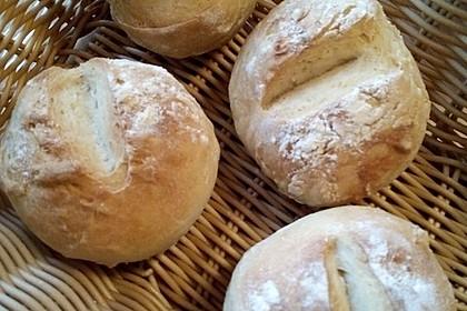 Brötchen, perfekt wie vom Bäcker 29