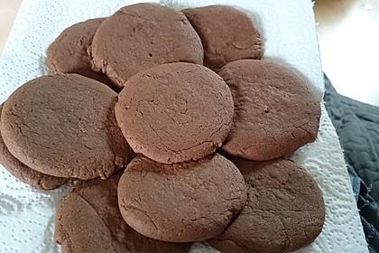 Superschnelle Nutella-Plätzchen 1