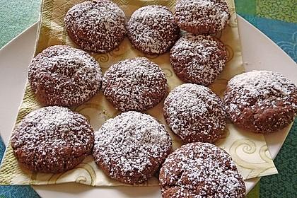 Superschnelle Nutella-Plätzchen 16