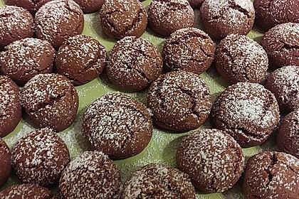Superschnelle Nutella-Plätzchen 11