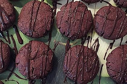 Superschnelle Nutella-Plätzchen 28