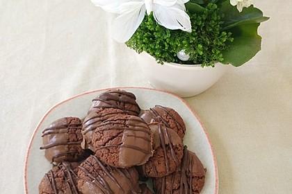 Superschnelle Nutella-Plätzchen 12