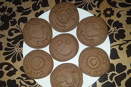 Superschnelle Nutella-Plätzchen 23