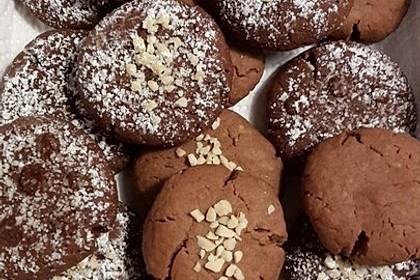 Superschnelle Nutella-Plätzchen 96