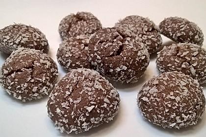 Superschnelle Nutella-Plätzchen 8