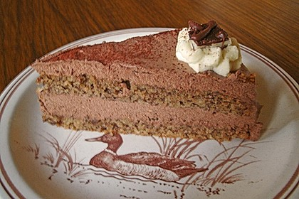 Schokoladen-Praliné-Torte 1