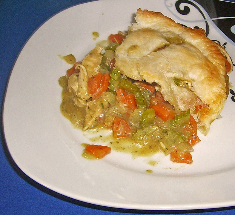 Curry Chicken Pot Pie (Rezept mit Bild) von Sakuko ...