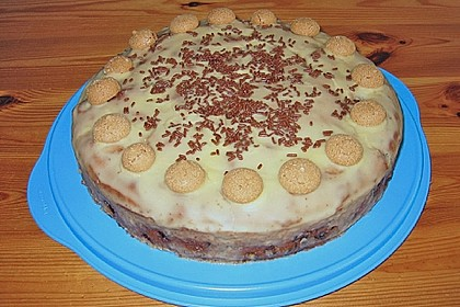 Heidelbeer - Marzipan - Kuchen 6