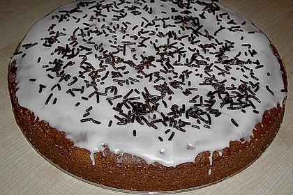 Heidelbeer - Marzipan - Kuchen 3
